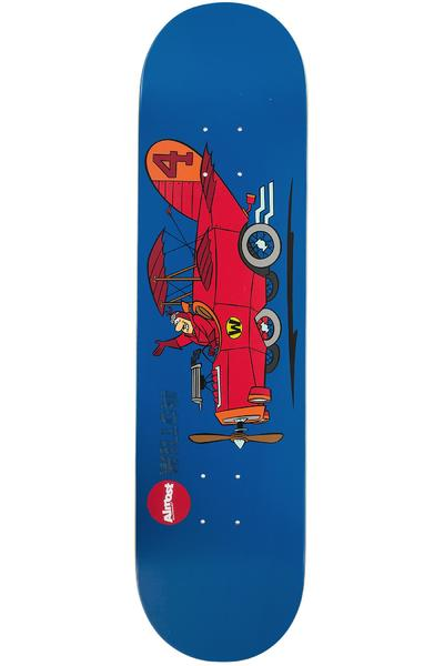 "Almost x H-B Willow Wacky Races Impact Light 8"" Deck (blue)"