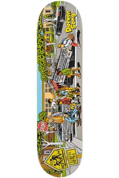 "Almost Song Low Riders 8"" Deck (multi)"