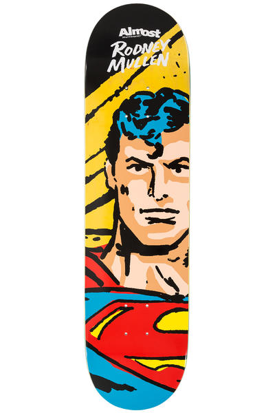 "Almost Mullen Sketchy Superman 8"" Deck (multi)"