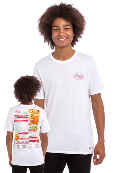 Nike SB x Skate Mental Pizza T-Shirt (white)