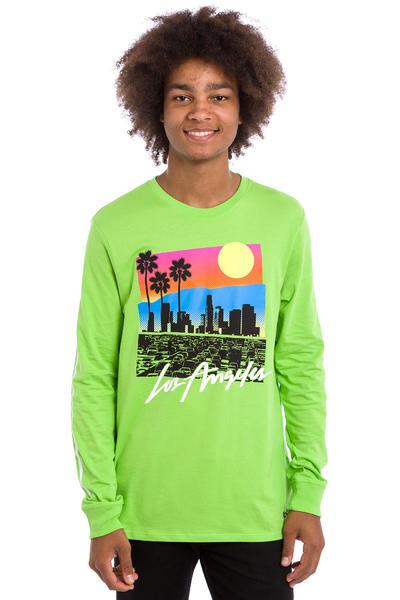Nike SB x Skate Mental Los Angeles Longsleeve (action green)