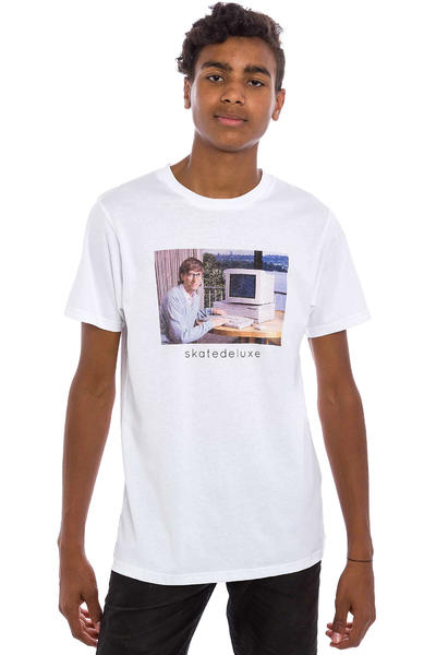 SK8DLX Software T-Shirt (white)
