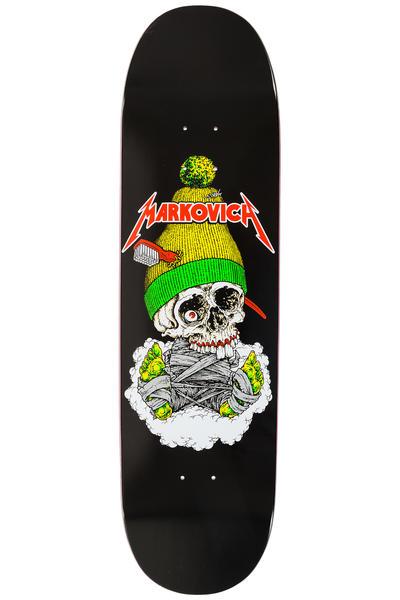 """Cliché 101 Markovich Skull 8.5"""" Deck (black)"""