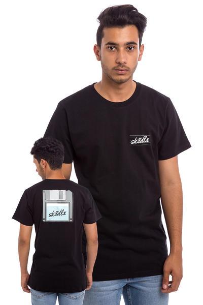 SK8DLX Disk T-Shirt (black)
