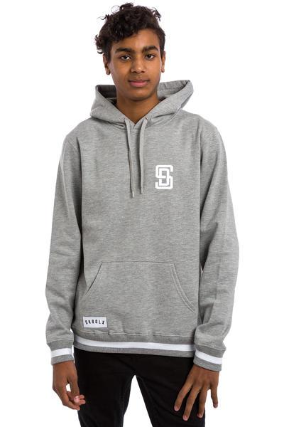 SK8DLX Homerun Hoodie (heather grey)