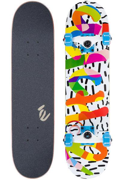 """Cliché Curb Mid 7"""" Board-Complète (multi)"""