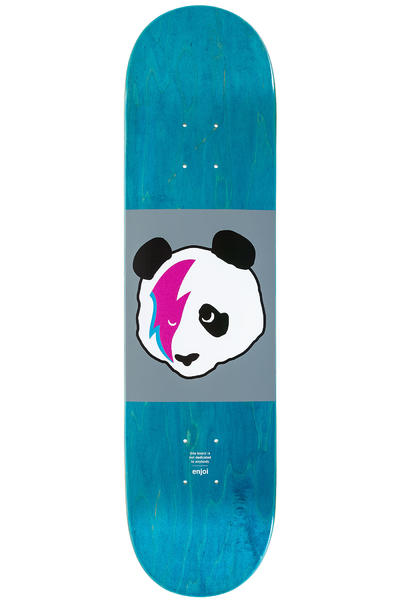 "Enjoi Team Stardust Panda 8"" Deck (blue)"