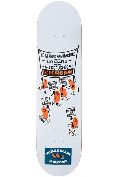 "Inpeddo Welcome Series Dave The Chimp 8"" Deck (white)"