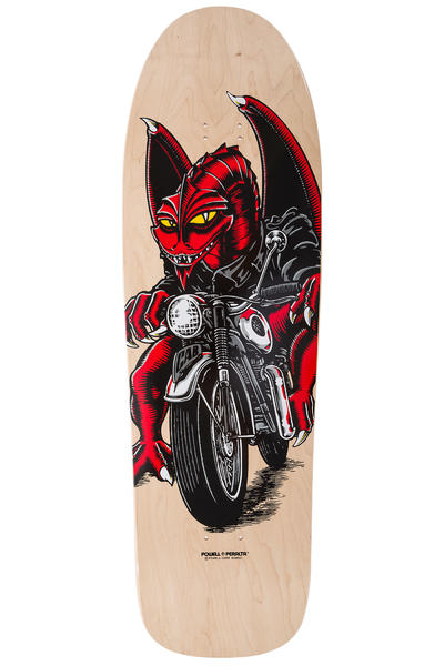 "Powell-Peralta Caballero Motorcycle Dragon Reissue 9.55"" Deck (natural)"