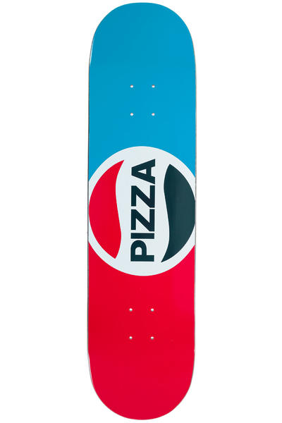 "PIZZA Pepzi 8.25"" Deck (red blue)"