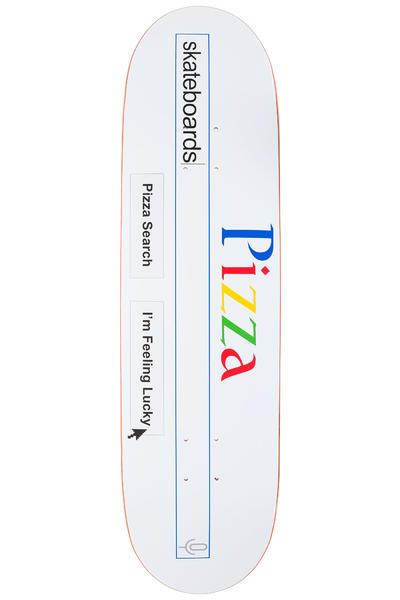 "PIZZA PZ Search 8.375"" Tabla (white)"