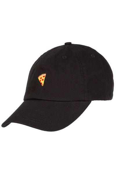 PIZZA Emoji Delivery Gorra (black)