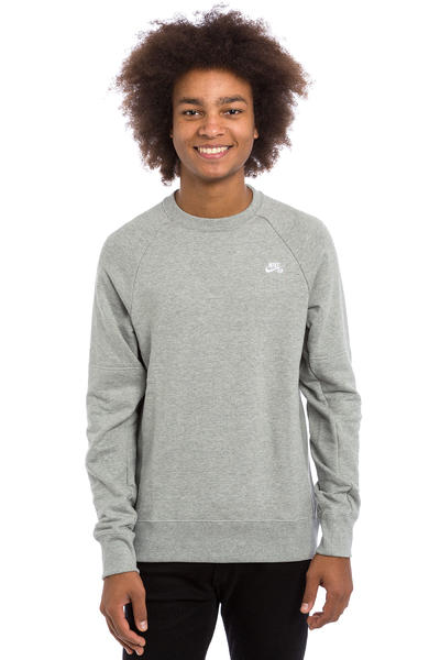 Nike SB Everett Sweatshirt (dark grey heather)
