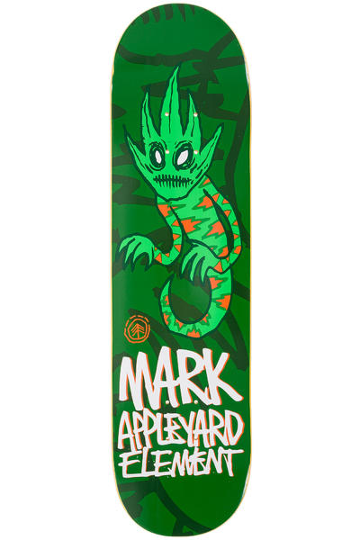 "Element x FOS Appleyard Sprites 8"" Deck (green)"