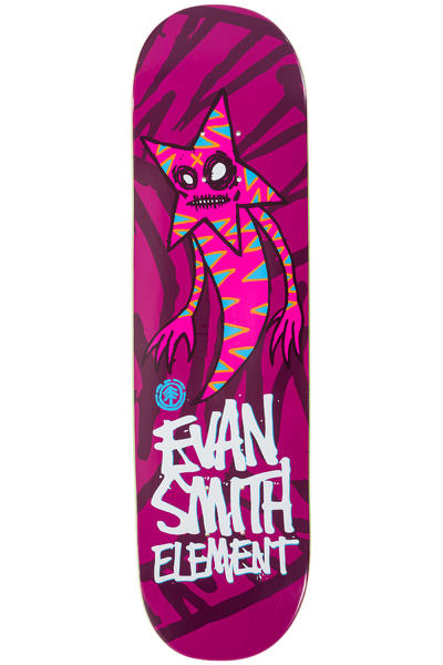 "Element x FOS Evan Sprites 8.25"" Deck (purple)"