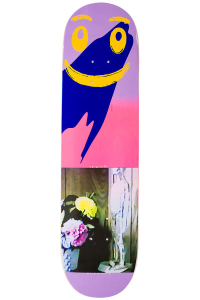 "Quasi Skateboards Bledsoe Woke 8.125"" Deck (purple)"