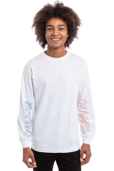 Quasi Skateboards Les Longsleeve (white)