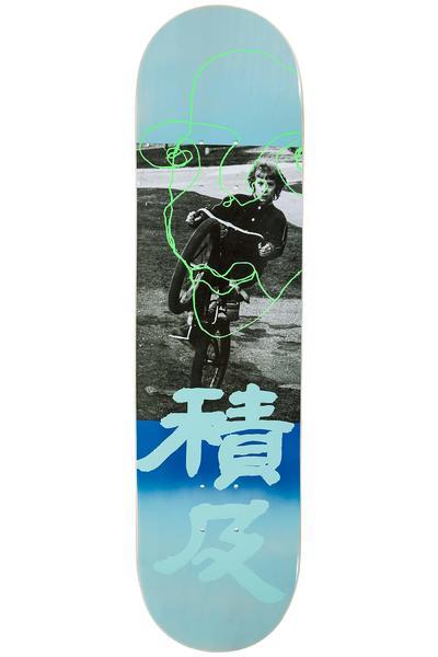 "Quasi Skateboards Johnson Untitled 8"" Tabla (blue)"