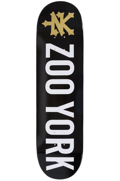 "Zoo York Photo Incentive 8.3"" Deck (black)"