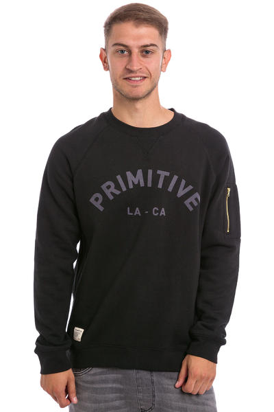 Primitive Surplus Sweatshirt (black)