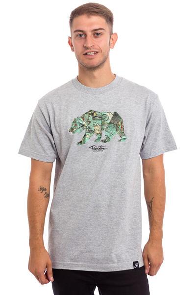 Primitive Explorer Camiseta (athletic heather)
