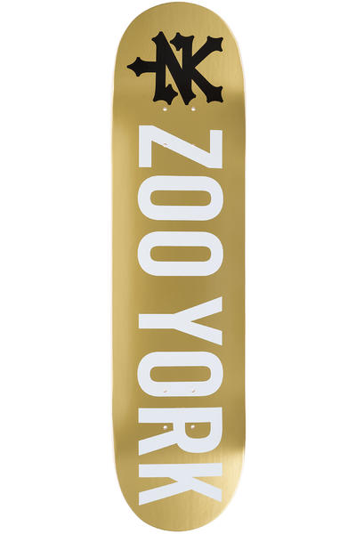 "Zoo York Photo Incentive 8"" Deck (gold)"