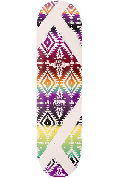 "Real Brockel Diamond Back 8.06"" Deck (multi)"