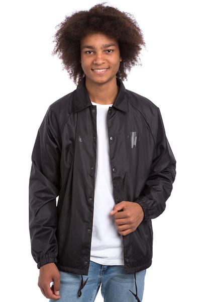 Etnies x Grizzly Coach Jacke (black)