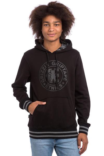 Etnies x Grizzly Corp Hoodie (black)