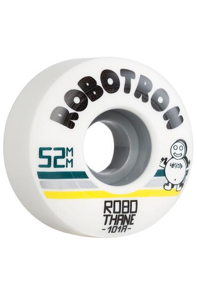 Robotron Robothane Giro 52mm Rueda (white) Pack de 4