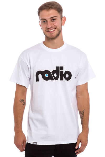 Radio OG Logo T-Shirt (white)
