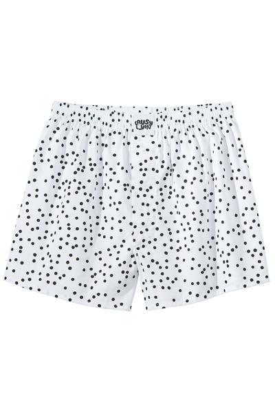 Lousy Livin Underwear Dots Boxershorts (white)