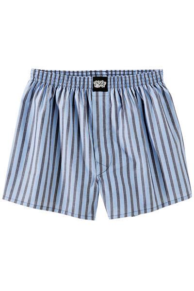 Lousy Livin Underwear Check Boxershorts (bristol blue)