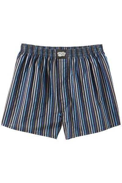 Lousy Livin Underwear Check Boxershorts (smoke blue)