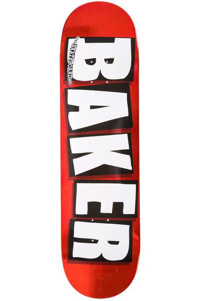 """Baker Brand Logo 8.5"""" Deck (red foil)"""