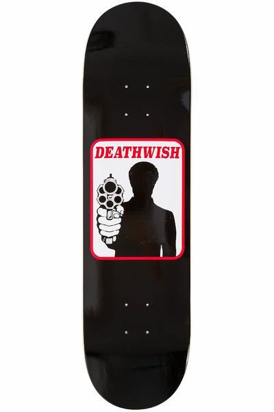 """Deathwish Bronson 8.3875"""" Deck (black)"""