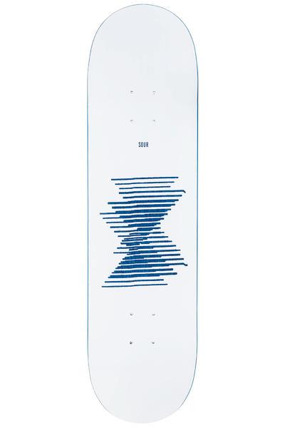 "Sour Skateboards Ean 8.25"" Deck (blue)"