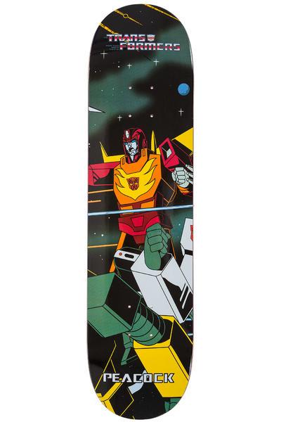 "Primitive Peacock Transformers Hot Rod 8"" Tabla (multi)"