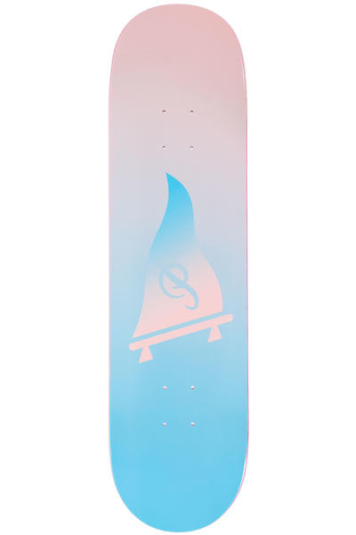 "Primitive Gradient Pennant Logo 8.125"" Deck (multi)"