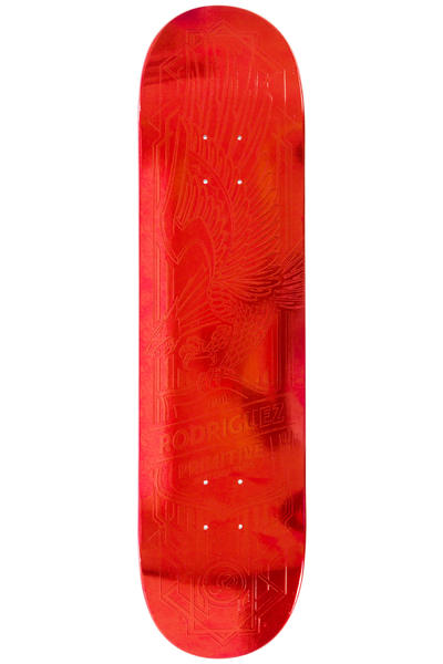 "Primitive Rodriguez Eagle 8"" Tabla (red foil)"