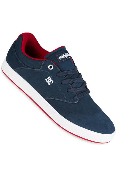 DC Mikey Taylor Shoe (navy red)