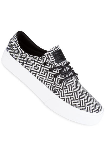 DC Trase SE Shoe (grey black white)