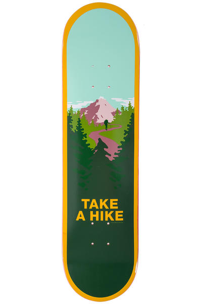 "Skate Mental Take A Hike 8"" Deck (multi)"