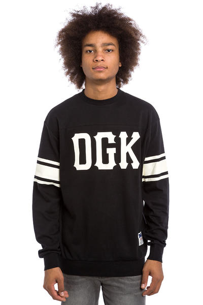 DGK Skateboards Inning Sweatshirt (black)