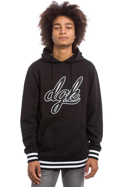 DGK Skateboards Alumni Custom sweat à capuche (black)