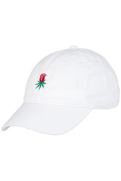 HUF Rosebud Casquette (white)