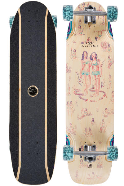 "Globe Dreadnaught 36"" (91,5cm) Komplett-Longboard (doom daughters)"