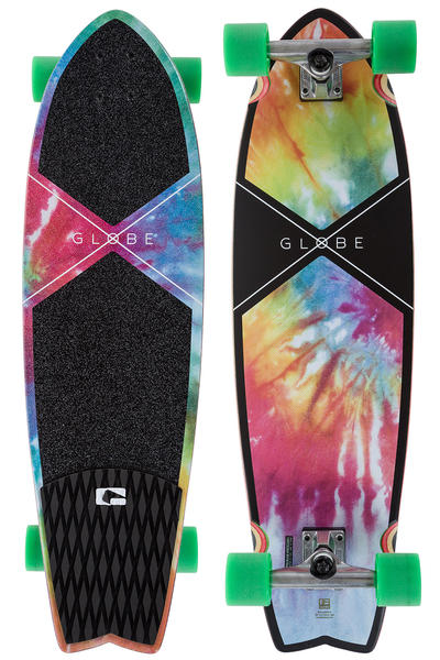 "Globe Chromantic 33"" (84cm) Cruiser (tie dye)"