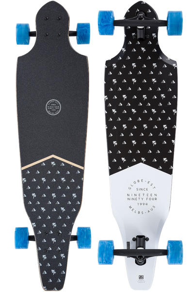 "Globe The Cutler 36.5"" (92,7cm) Komplett-Longboard (aloha from hell)"