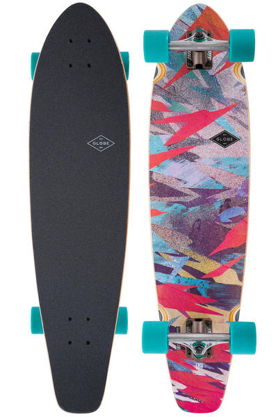 "Globe The All Time 35.875"" (90,5cm) Komplett-Longboard (current)"
